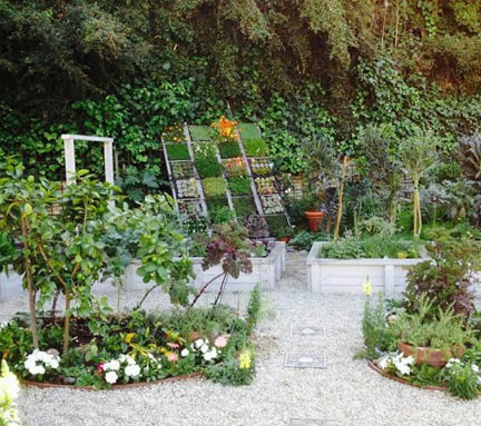 Raised Bed Garden Options in Malibu, Santa Monica and Los Angeles